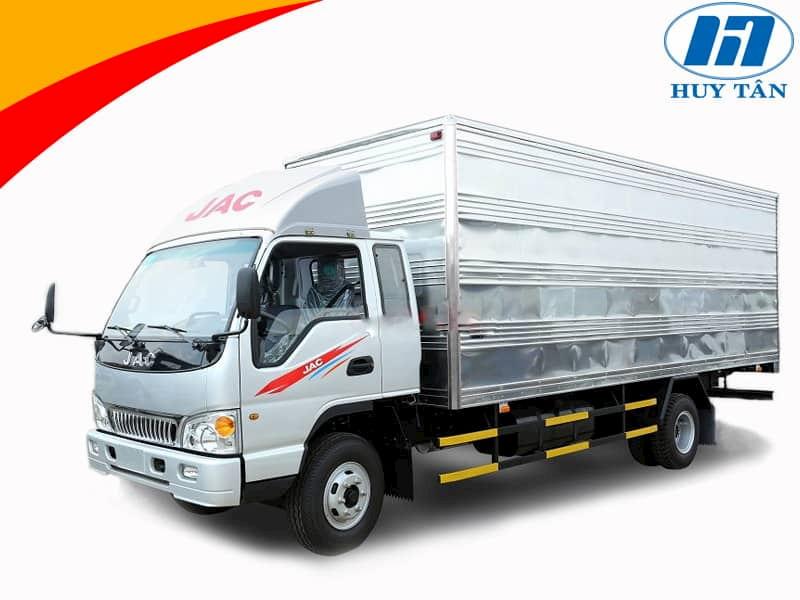Xe tải JAC 2.4 tấn - L250 - động cơ ISUZU