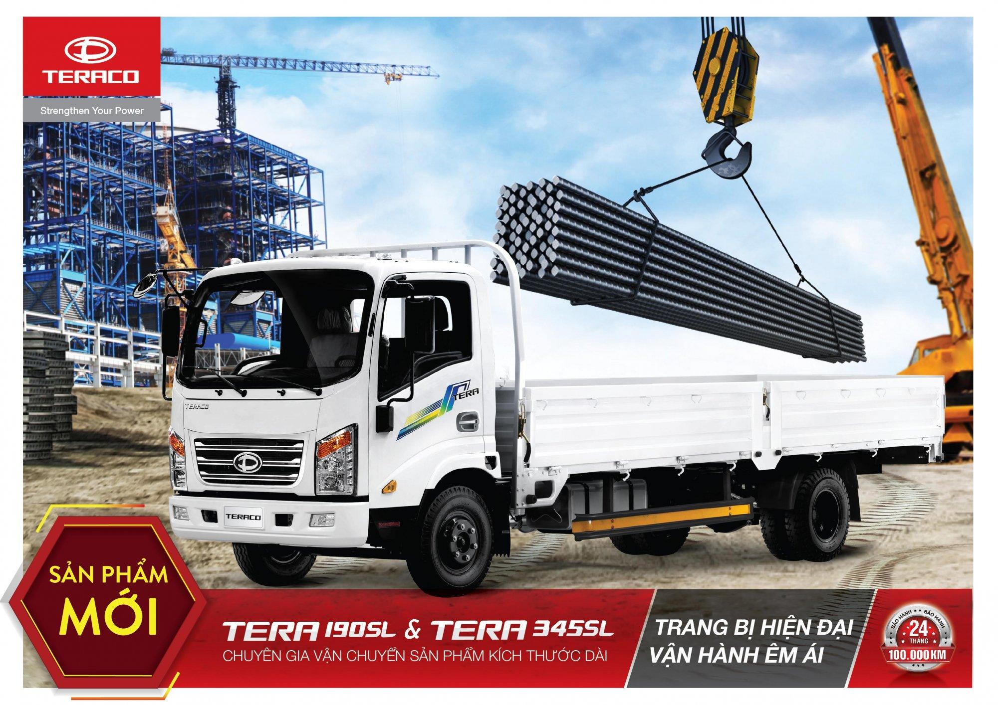 Công ty TNHH Daehan Motors ra mắt sản phẩm mới: Tera190SL & Tera345SL