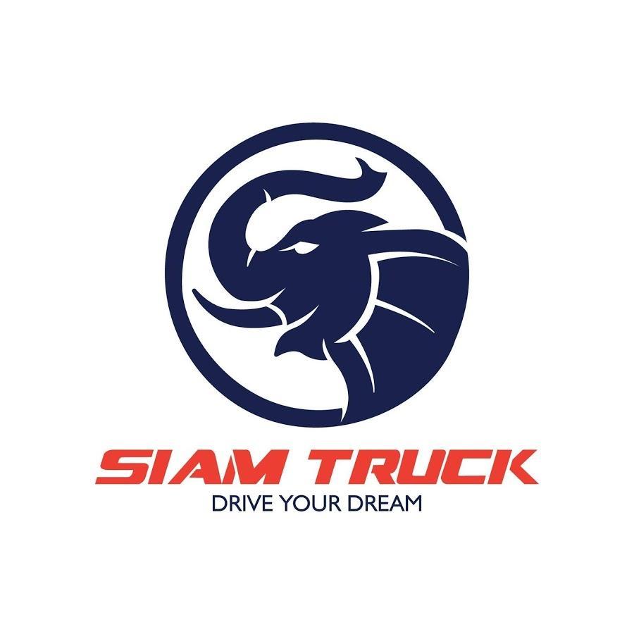 LOGO - SIAM TRUCK - Xe tải Khánh Hoà - Oto Huy Tân